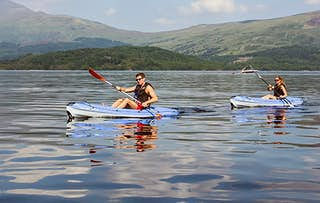 2 or 4 Hour Kayak Session