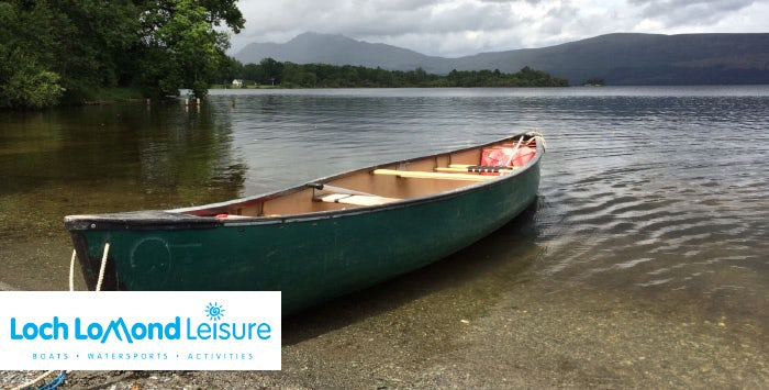 2 Hour Guided Canoe Experience at Loch Lomond