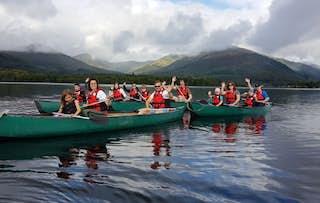 2 Hour Canoe Experience