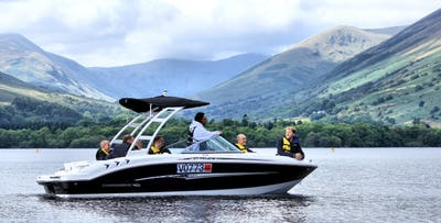 £35 for a Private Luxury Speedboat Trip for up to 7 People