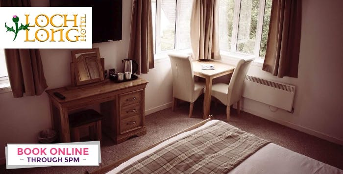 £69 for an Overnight Stay with Breakfast + Dinner for 2