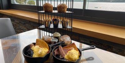 Morning Tea or Prosecco Afternoon Tea for 2; from £19