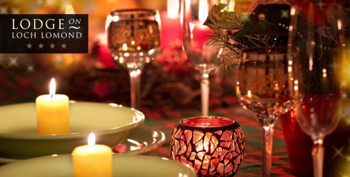 £14.95 for a 3 Course Festive Meal with Mulled Cider or Fizz for 1