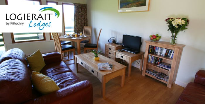 2 or 3 Night Break in a 1 or 2 Bedroom Lodge, from £99