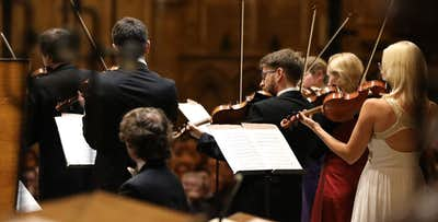 London Concertante: Music From The Movies/Vivaldi - The Four Seasons by Candlelight with Programme + CD, Choice of Dates at St. Giles Cathedral, Edinburgh or Glasgow Cathedral; from £17