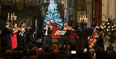 Ticket for London Concertante, Choice of Performances at St. Giles or St Marys Cathedral, from £17
