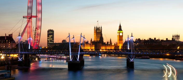 London Weekend Break, from £199 per person