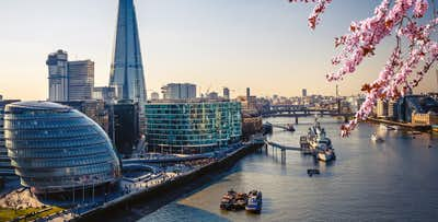 £359 per person for a 4* 4 Night Stay in London with Travel from Glasgow or Edinburgh