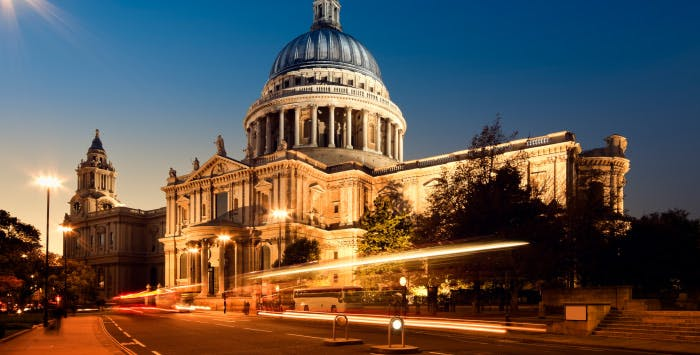 3 Day London Show-Stopper Break including Rail Travel, from £289 per person