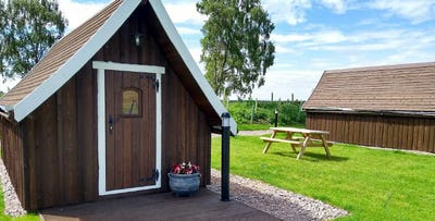 2, 3 or 4 Night Stay for 2-4 in Glamping Pod; from £59