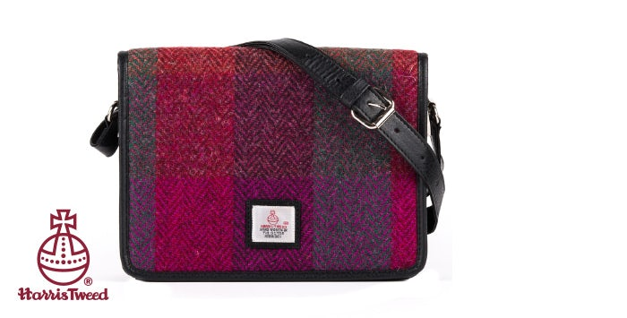 Harris Tweed Shoulder Bag 5pm Co Uk