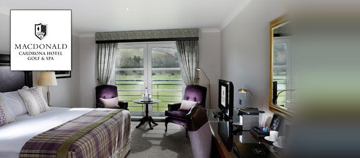 £109 for a July Overnight Stay + Dinner & Use of Leisure Facilities for 2