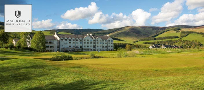 £109 for an Overnight Getaway + Dinner & Cream Tea for 2
