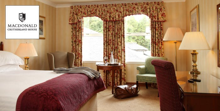Overnight Stay with Dinner + Cream Tea for 2, from £109