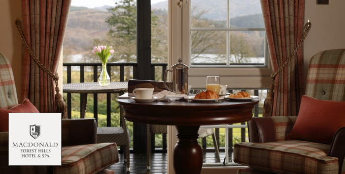 1 or 2 Night Stay with Dinner + Prosecco for 2, from £149