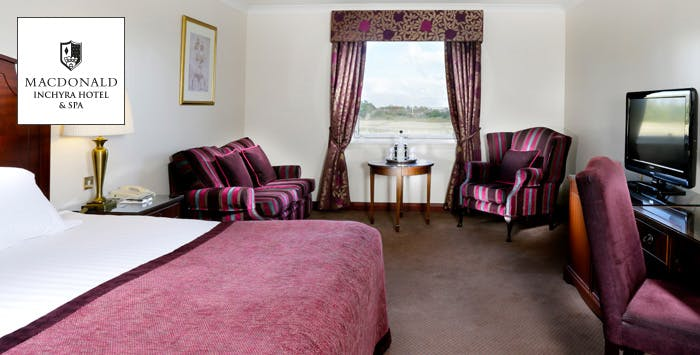Overnight B&B Stay with Rasul Mud Treatment + Option to Add Dinner for 2, from £125