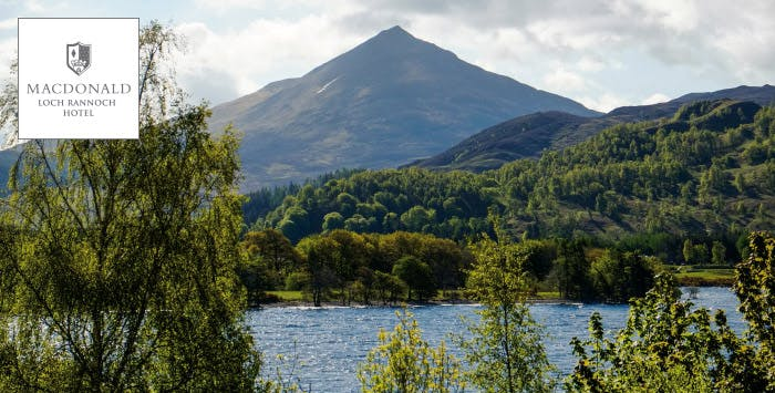 £119 for a 2 Night Highland Stay for 2