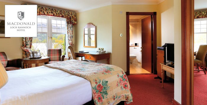 £109 for a 2 Night B&B Stay with Cream Tea + Leisure Access for 2