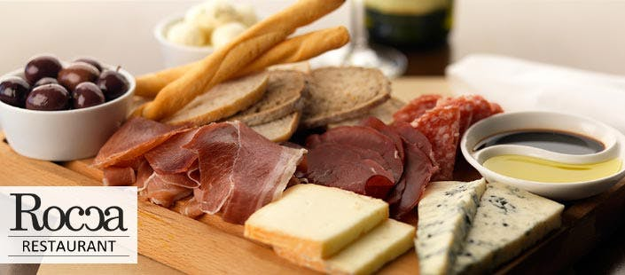£24 for a Charcuterie Sharing Board + Bottle of Prosecco for 2
