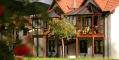 3 Night Stay in a 1 or 2 Bed Lodge, from £165