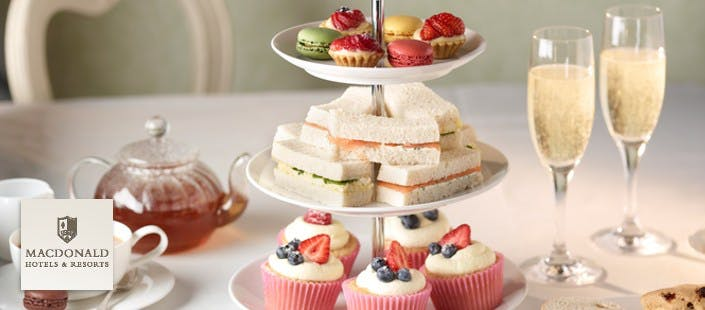 £29 for an Afternoon Tea for 2