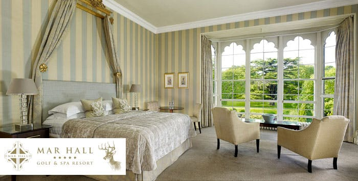 £129 for an Overnight Stay in Deluxe Room for 2
