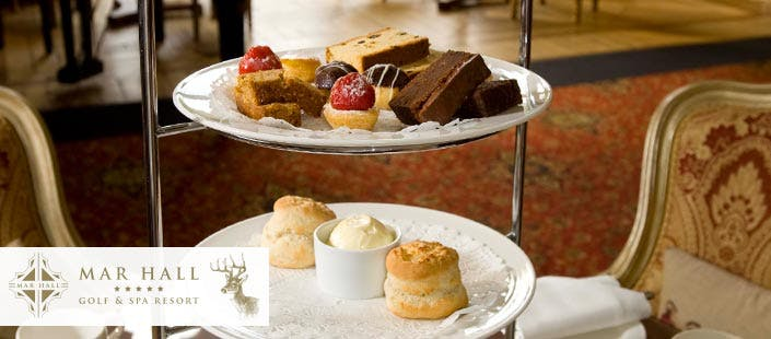£22 for an Afternoon Tea for 2