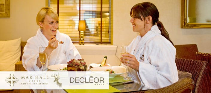 £49 for a Spa Experience + Lunch