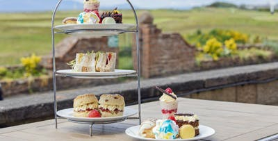 Festive Afternoon Tea with Christmas Cocktail for 2 or 4 People; from £25