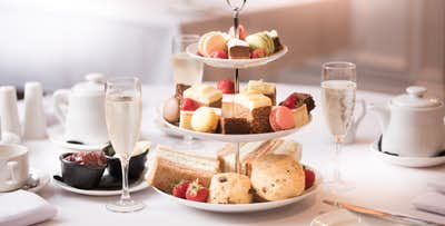 £18 for Afternoon Tea for 2