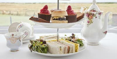 Afternoon Tea + Use of Leisure Facilities for 2 or 4; from £19