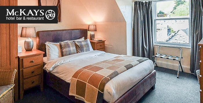 2 or 3 Night B&B Stay for 2, from £109