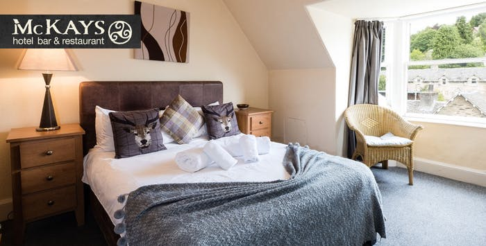 £39 for an Overnight Stay for 2