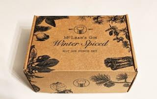 Hot Gin Punch Gift Set