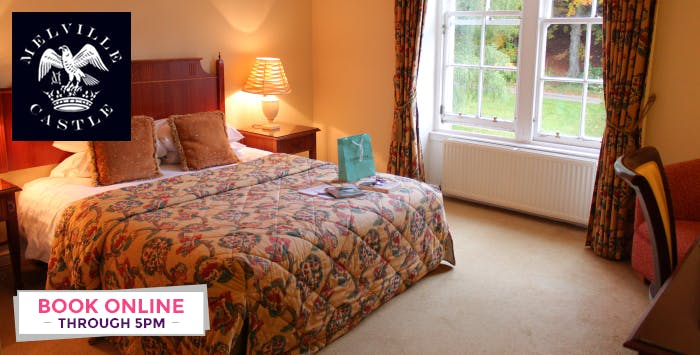 £89 for an Overnight B&B Stay for 2