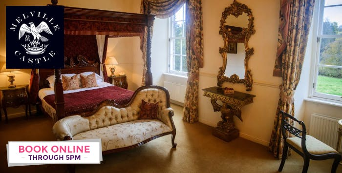 Overnight Stay with Breakfast + Option of Dinner for 2; from £89
