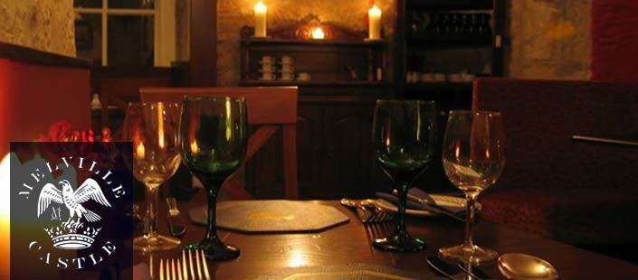 £25 for a 2 Course Lunch + Wine for 2