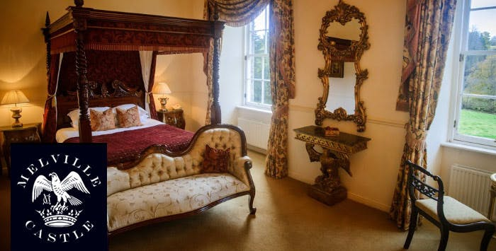 £84 for an Overnight B&B Stay for 2