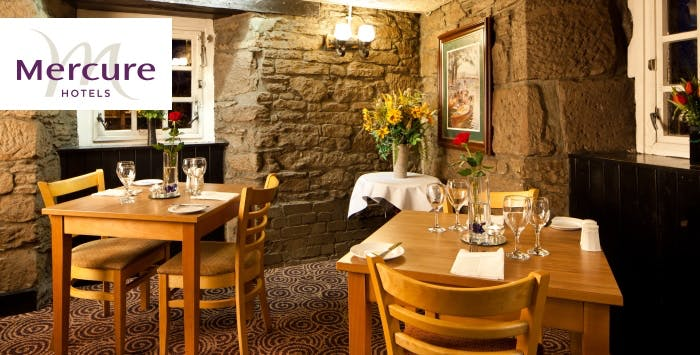 Overnight Stay with Wine + Option of Dinner for 2, from £65
