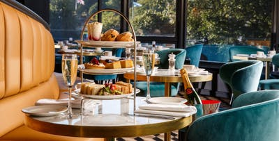 Afternoon Tea + Optional Glass of Prosecco for 2, from £14