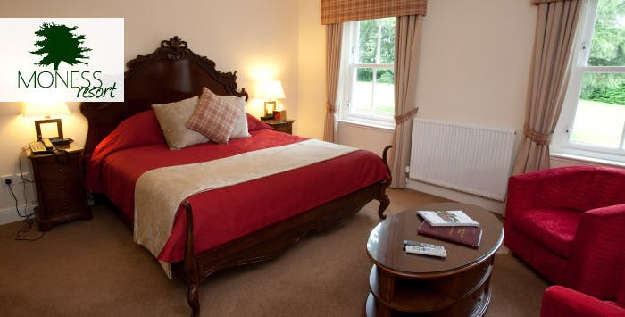 1 or 2 Night B&B Stay + Option of Dinner for 2, from £79
