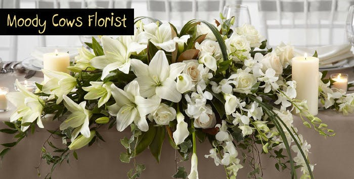 Choice of Wedding Flower Package, from £239