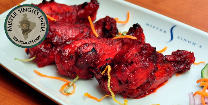 £49 Pakora-Making Masterclass + Meal for 2