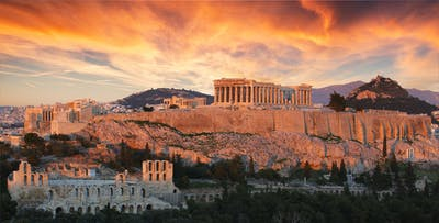 £235 for 3 Nights in 4* Athens Hotel with Return Flights - Low Deposit Required