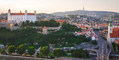 £235 for 3 Nights in Bratislava with Return Flights - Low Deposit Required