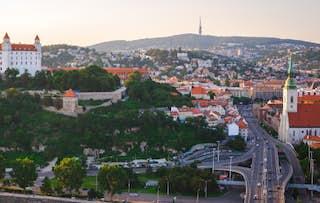 4 Nights in Bratislava