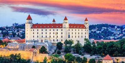 £250 for 4 Nights in Bratislava with Return Flights - Low Deposit Required