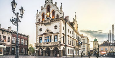 £199 per person for a 3 Night Stay in 3* Rzeszów Hotel with Return Flights from Glasgow Prestwick Airport