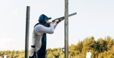Individual + Group Clay Target Shooting, from £25