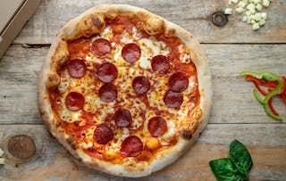 2 Large Pizzas